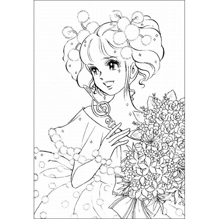 16 dessins de coloriage manga gratuit imprimer - Manga dessin a imprimer ...