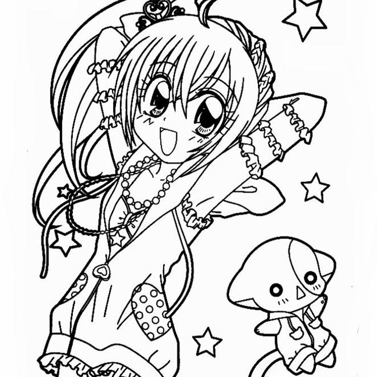 Dessin A Imprimer Manga Gratuit Vedkokeven Blogspot Com