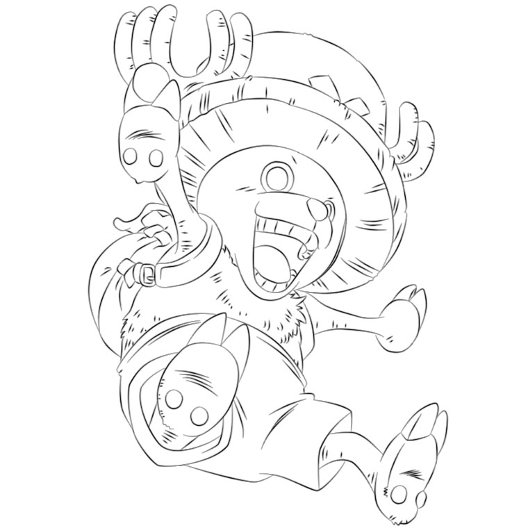 Elegant Coloriage One Piece Wanted Luxe Coloriage One Piece Wanted