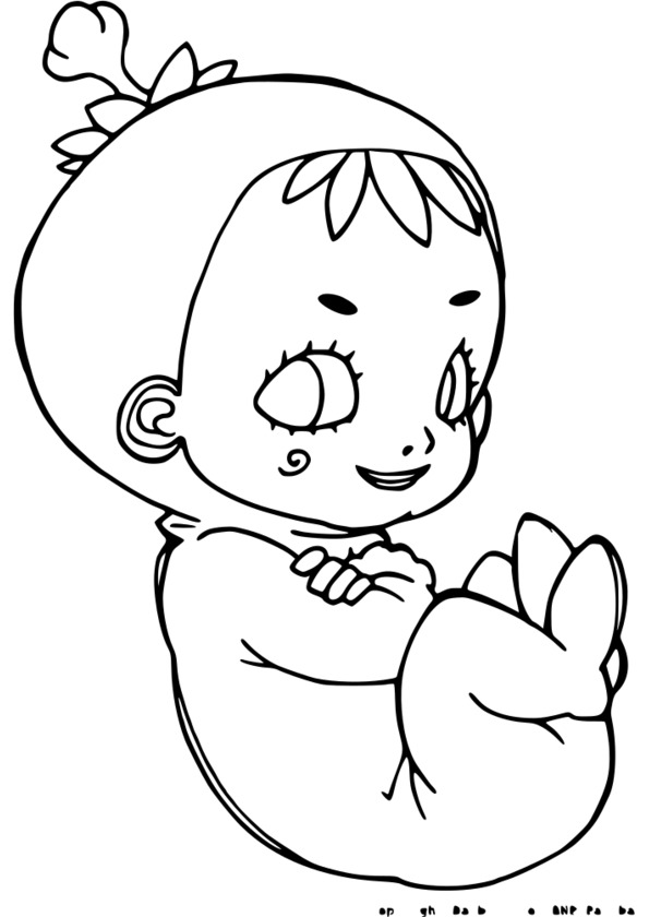 coloriage visage manga