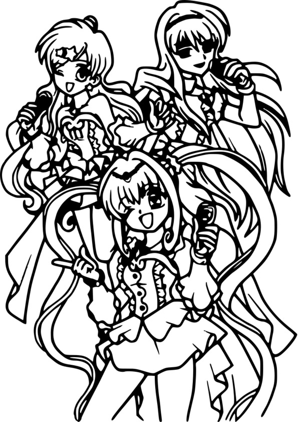 coloriage manga fairy tail gratuit