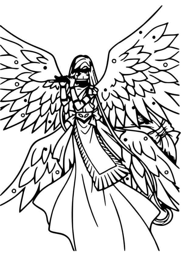 coloriage manga luffy