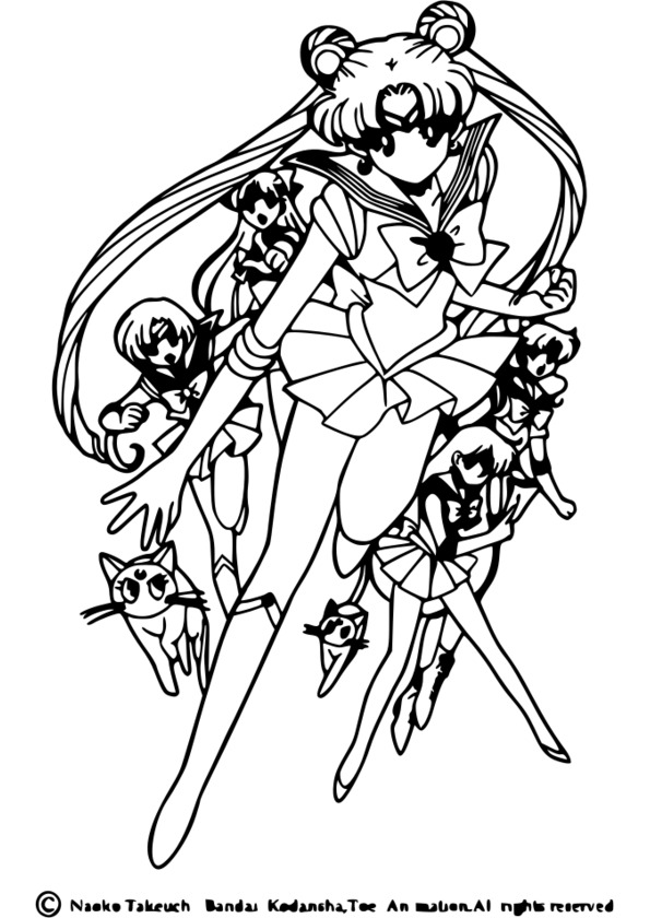 man moon coloring pages - photo#29