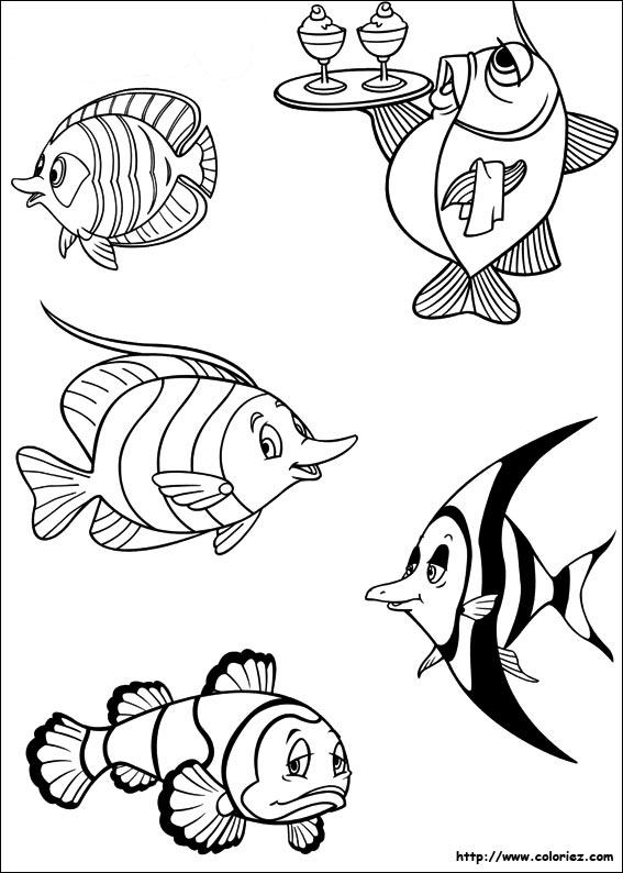 jeux de coloriage � dessiner de marcelino
