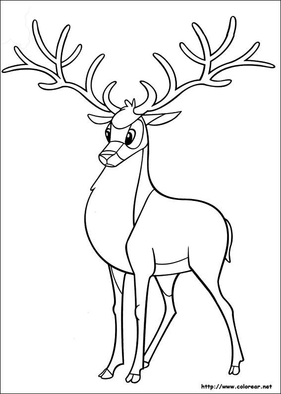 dessin de marcelino a imprimer