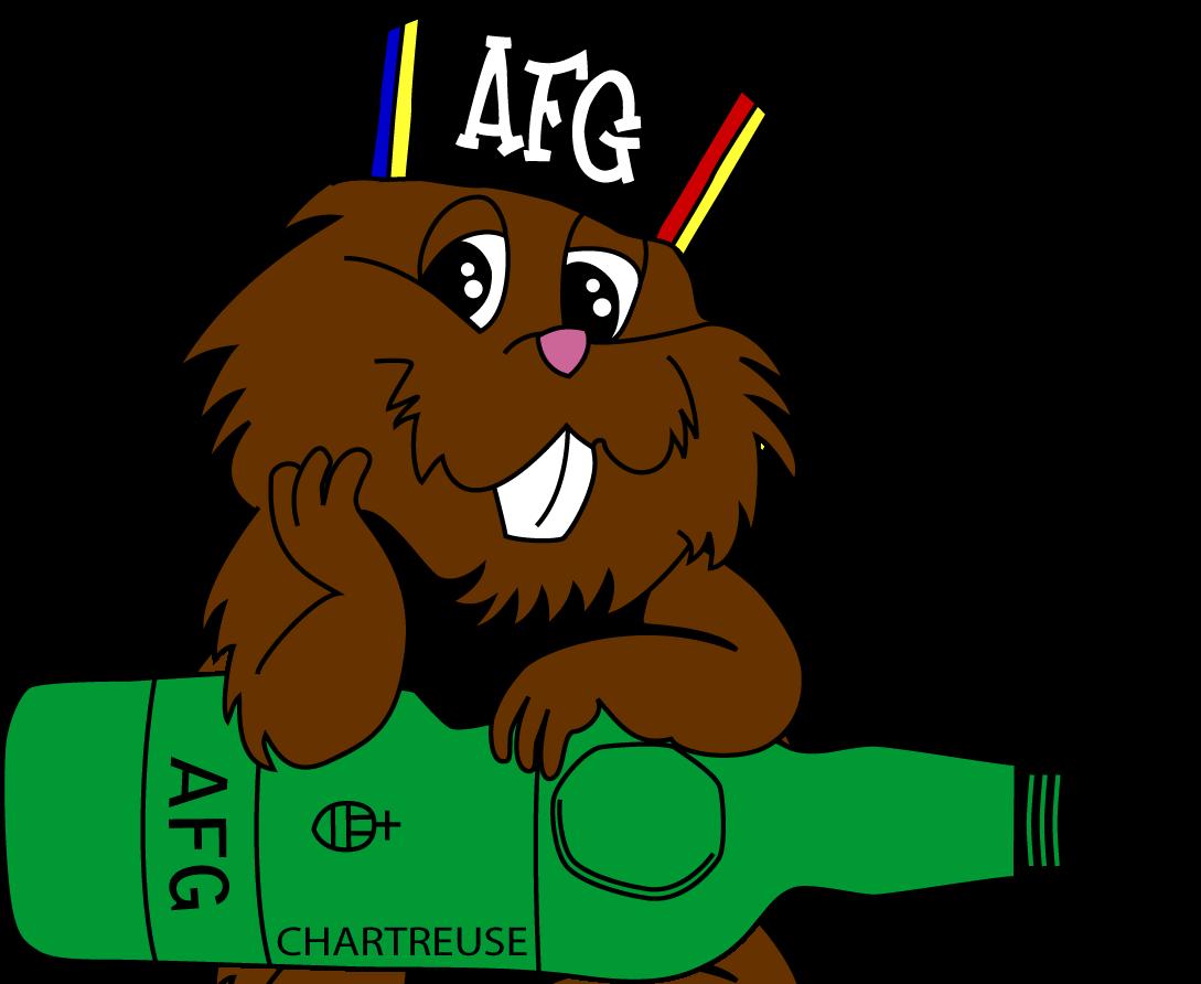 coloriage � dessiner marmotte imprimer