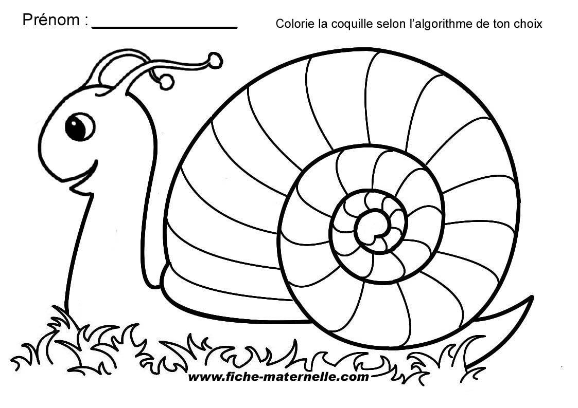 Coloriage Ecoliers Retour Ecole Enfants Dessin: Dessin à Colorier Maternelle Automne Imprimer