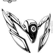 dessin max steel à imprimer