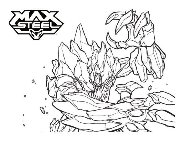 gulli dessin max steel