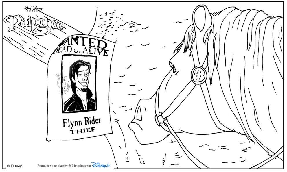 dessin cheval maximus