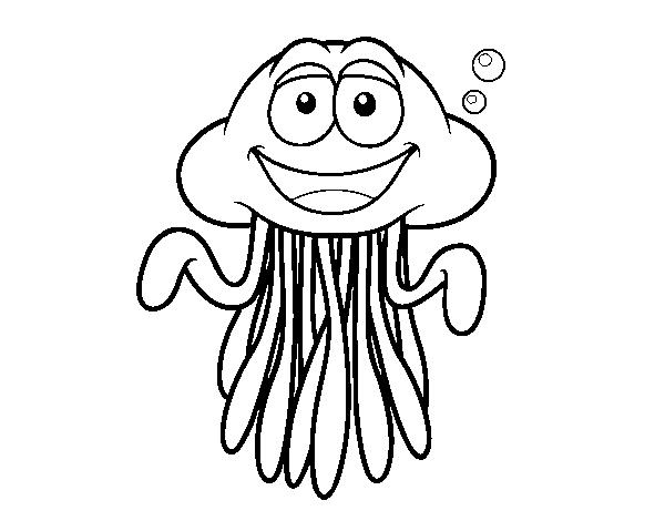 dessin radeau de la m�duse