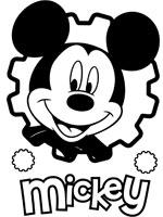 20 dessins de coloriage mickey et minnie en ligne imprimer - Coloriage mickey minnie a imprimer gratuit ...