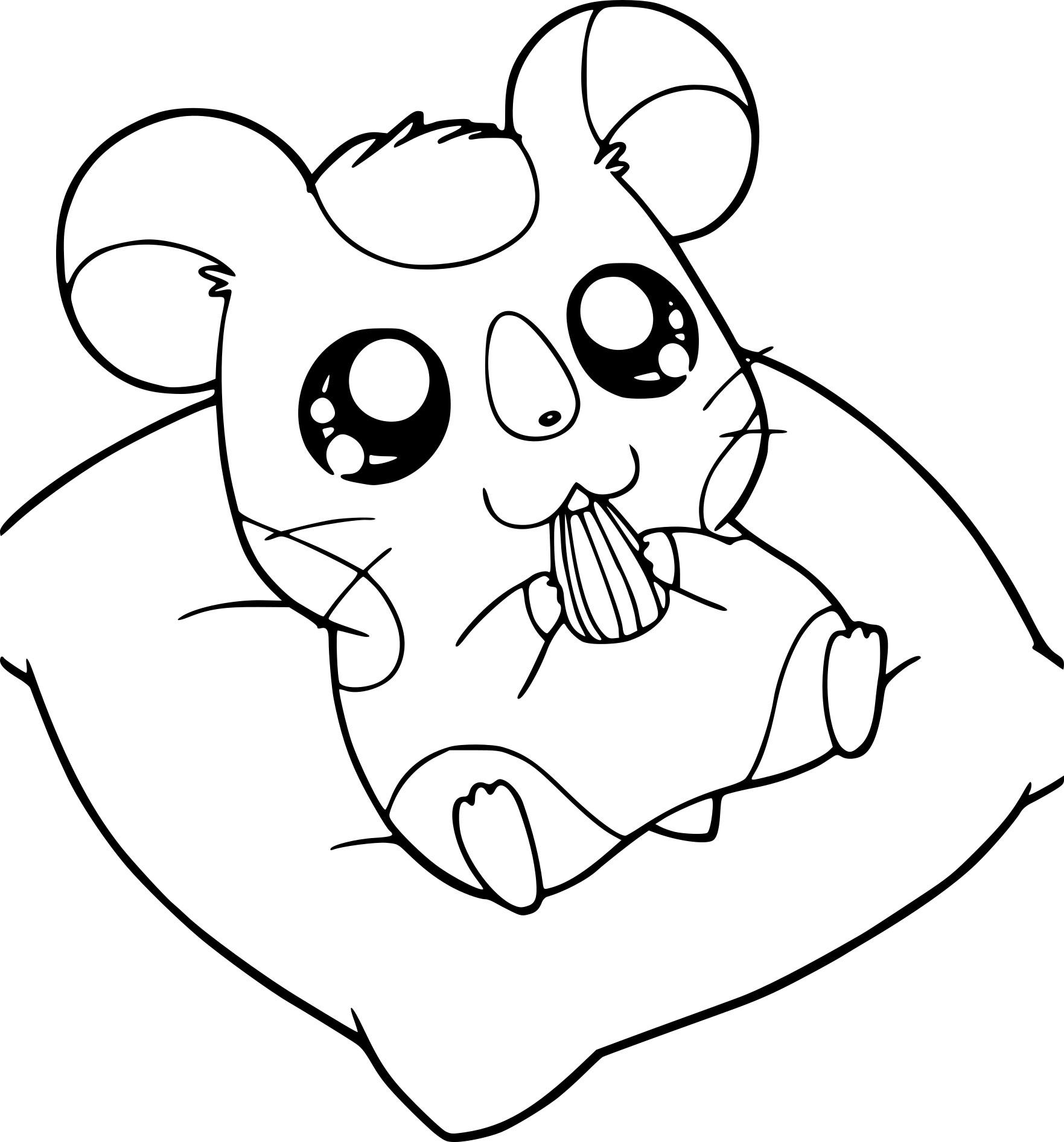 dessin à colorier panda mignon