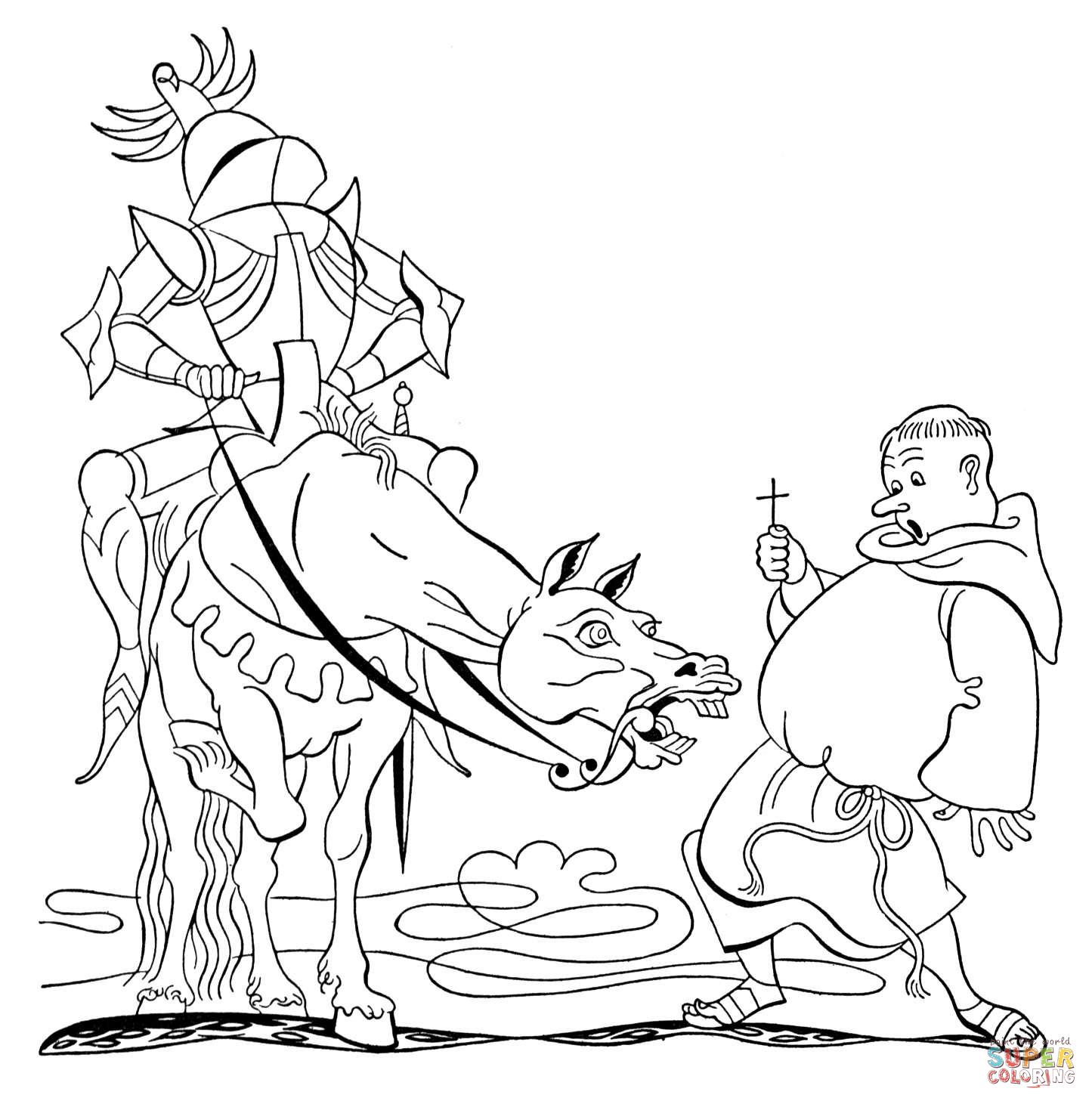 dessin monkey d dragon