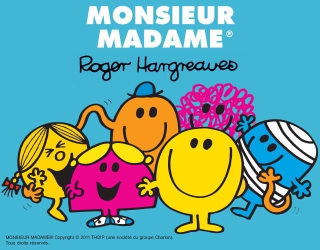 coloriage à dessiner monsieur madame patate