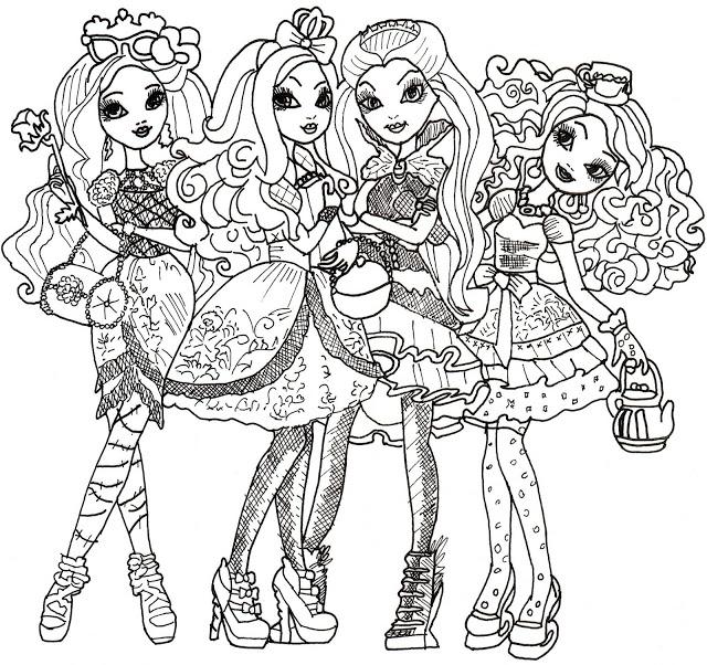 coloriage à dessiner en ligne de monster buster club