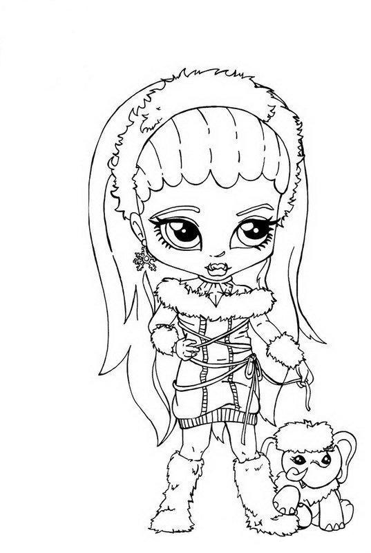 jeux coloriage monster high en ligne