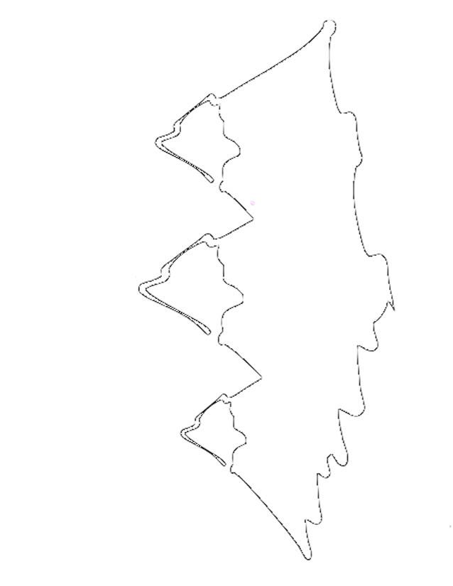 coloriage à dessiner montagne à imprimer