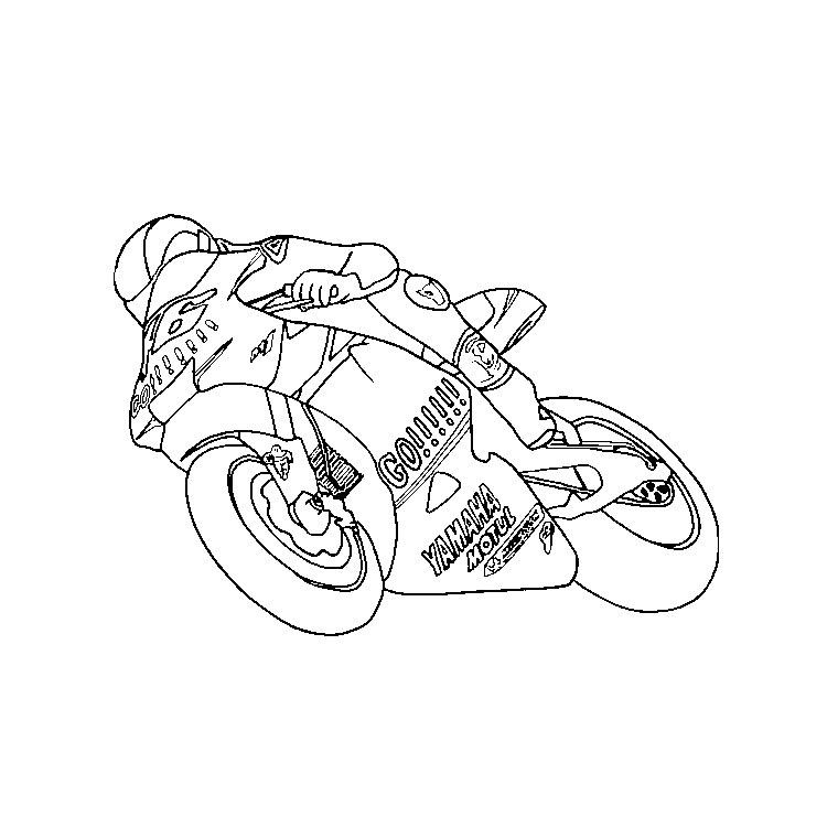 3 dessins de coloriage moto imprimer imprimer - Dessins de moto a colorier et imprimer ...