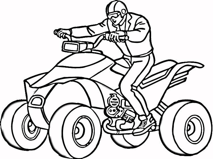 92 dessins de coloriage moto cross imprimer. Black Bedroom Furniture Sets. Home Design Ideas