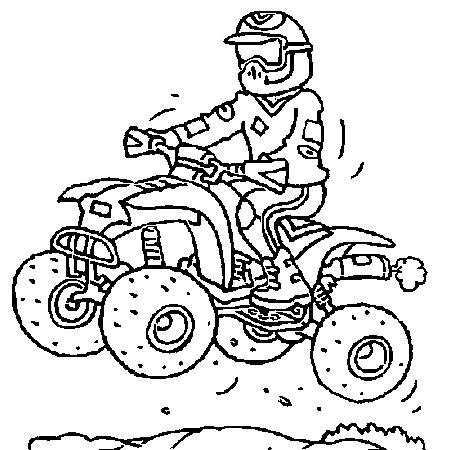 92 dessins de coloriage moto cross imprimer - Moto a colorier et imprimer gratuit ...