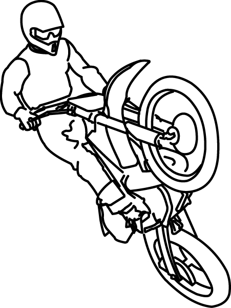 82 dessins de coloriage moto harley imprimer - Dessins de moto a colorier et imprimer ...