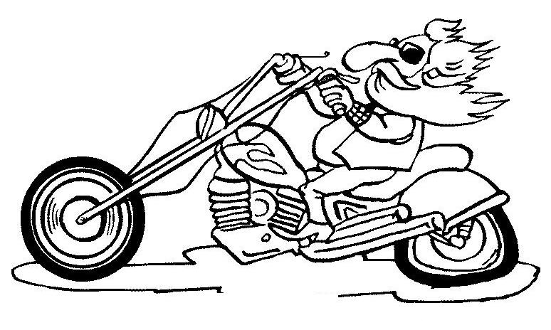 82 dessins de coloriage moto harley imprimer. Black Bedroom Furniture Sets. Home Design Ideas