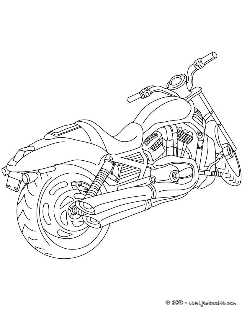 92 dessins de coloriage moto ktm imprimer - Dessiner gratuitement ...