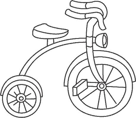 colorier une moto