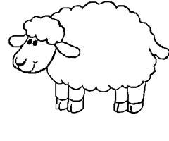16 dessins de coloriage mouton avec cornes imprimer - Photo de mouton a imprimer ...