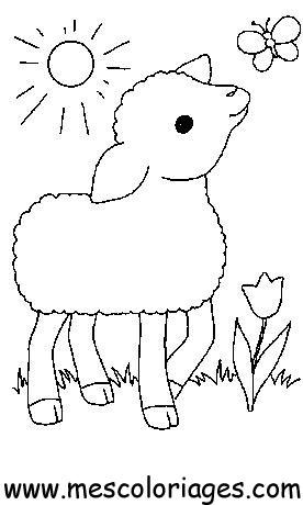 4570book Clipart Mouton Imprimer Des In Pack 6327