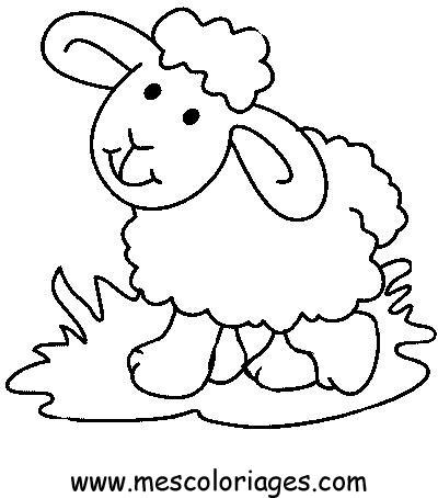 Coloriage Shaun Le Mouton En Ligne