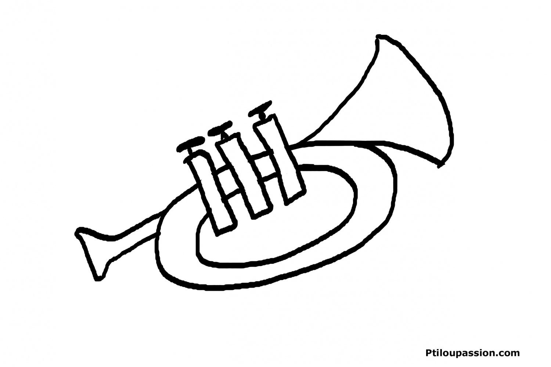 dessin à coloriers notes musique imprimer