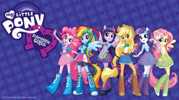 15 dessins de coloriage my little pony humaine imprimer - My little pony en dessin anime ...