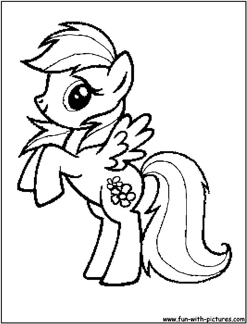 Coloriage dessiner my little pony cadence - Apprendre a dessiner my little pony ...
