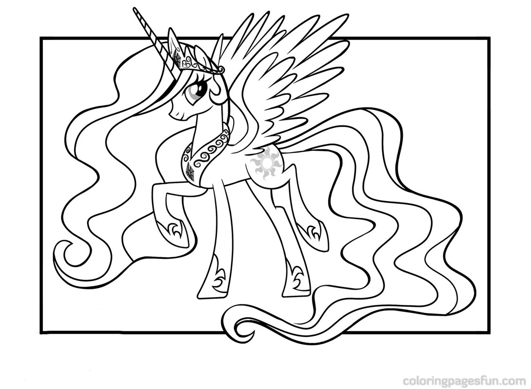 coloriage my little pony spike