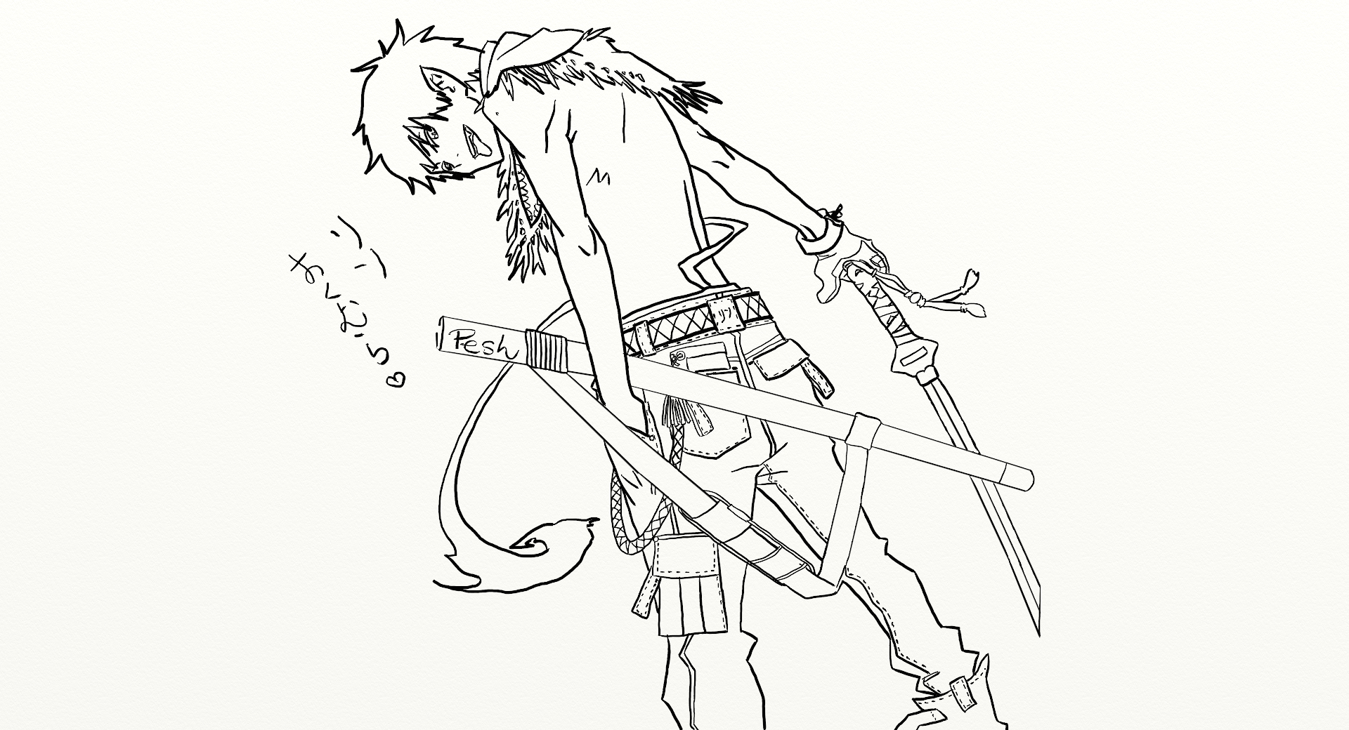 dessin natsu et lucy
