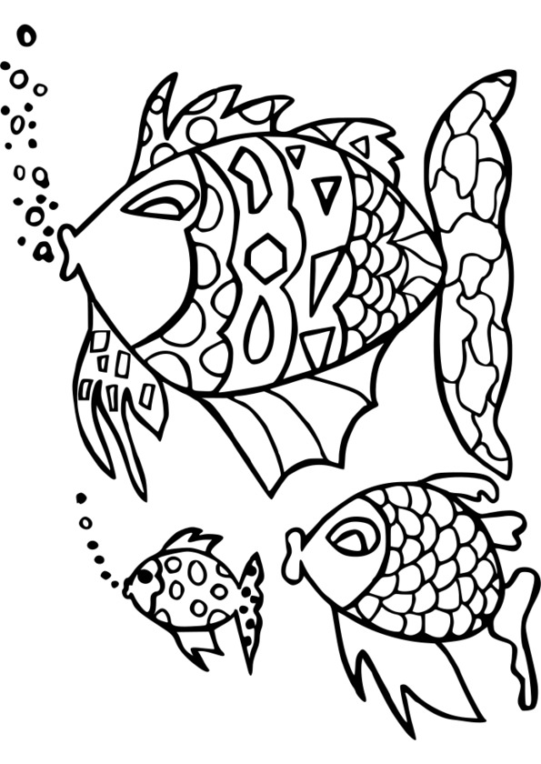 coloriage ecologie nature