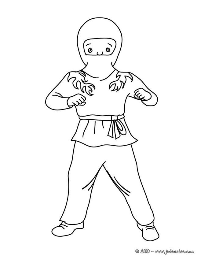 coloriage tortue ninja en ligne gratuit