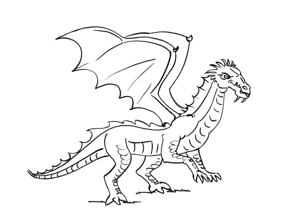 Coloriage dessiner ninjago dragon - Dessiner un ninja ...