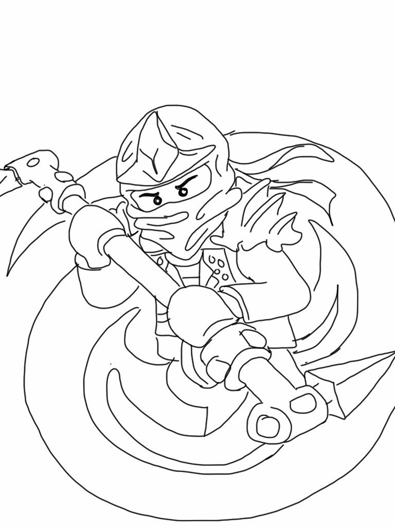 coloriage ninjago saison 7