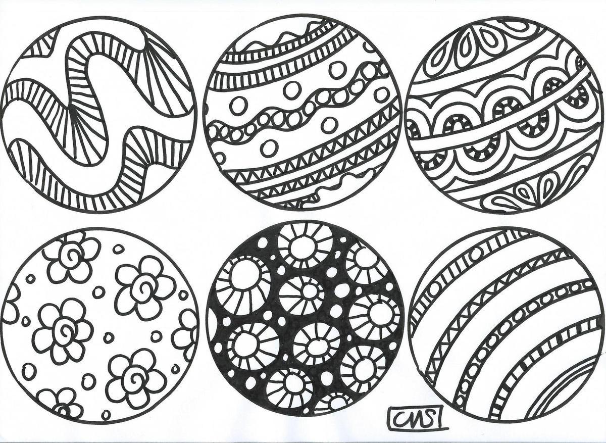 90 dessins de coloriage no l cp imprimer - Dessin boules de noel ...