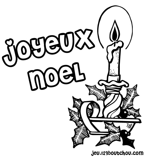 coloriage noel gratuit hugo l'escargot