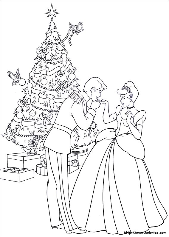 coloriage pere noel 3 ans
