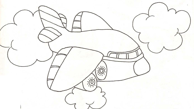 dessin ƒ colorier ciel nuage