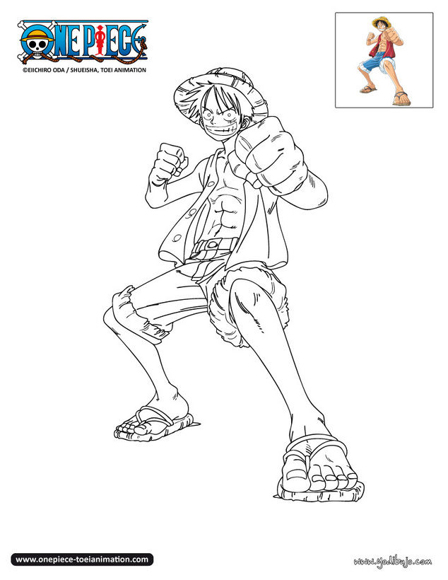 Coloriage one piece robin - Dessin a colorier one piece ...