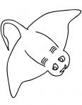 coloriage orque imprimer gratuit