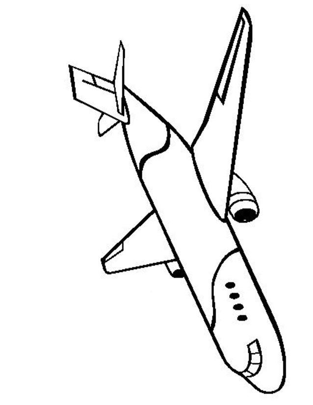 13 dessins de coloriage oui oui avion imprimer - Dessin de avion ...
