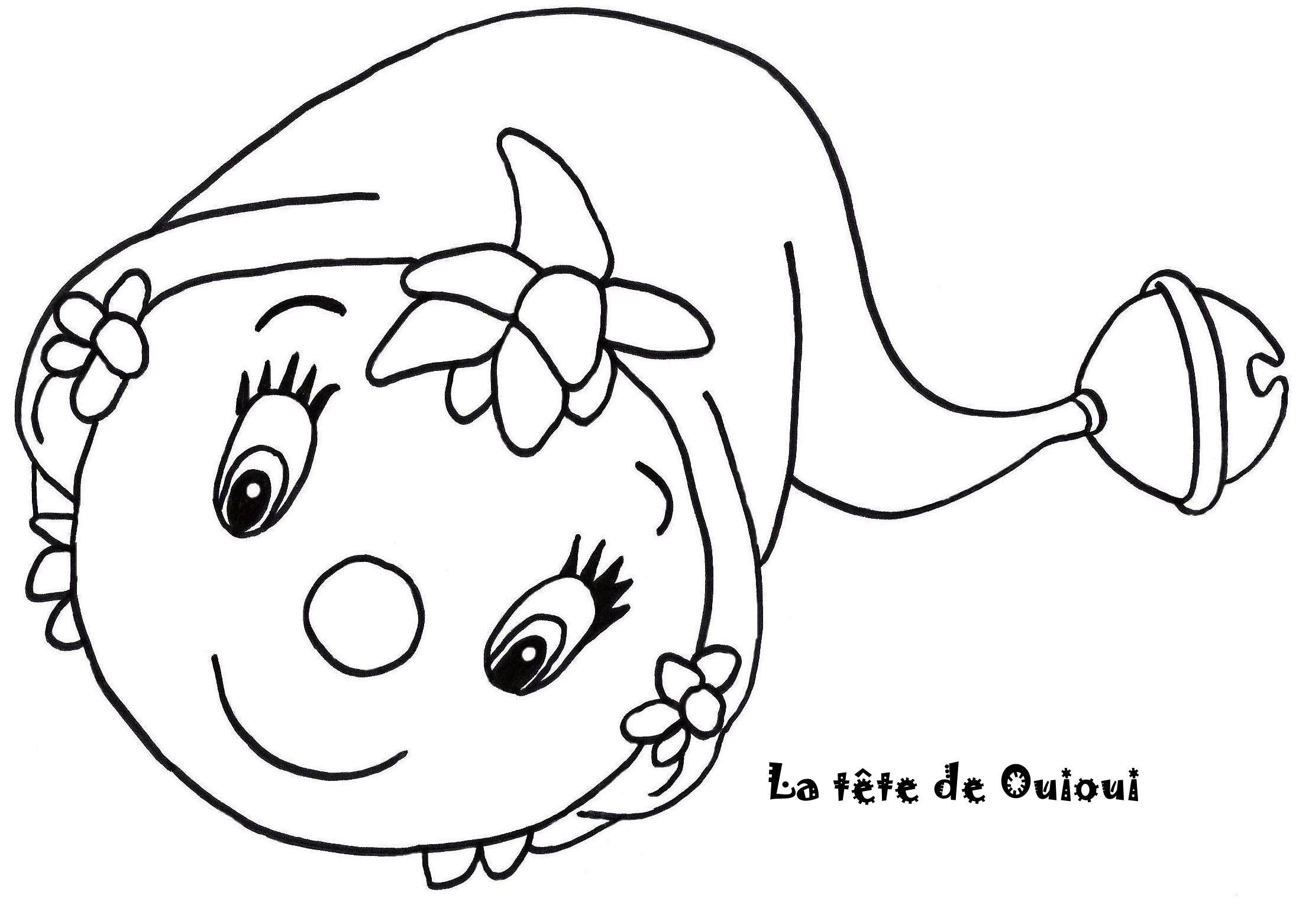 Dessin gratuit oui oui a imprimer - Le dessin anime oui oui ...