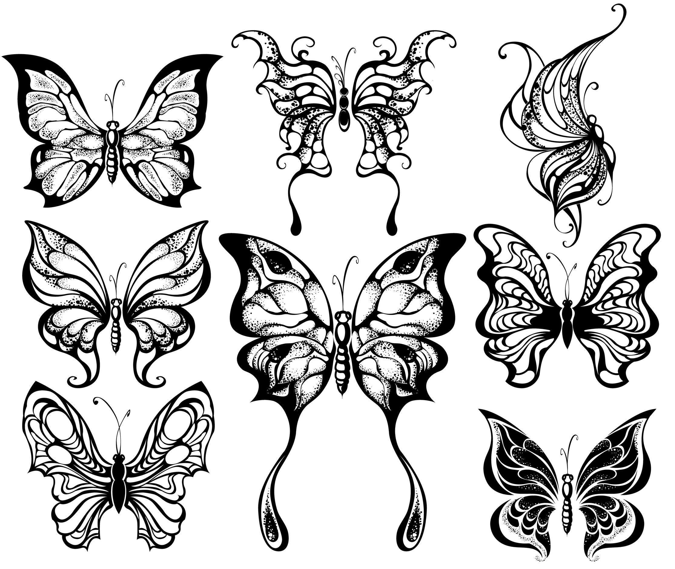 98 dessins de coloriage papillon difficile imprimer. Black Bedroom Furniture Sets. Home Design Ideas